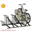 ダイケン 自転車ラック サイクルスタンド KS-D285A 5台用