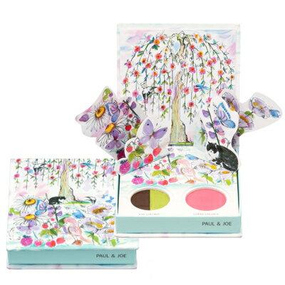 ポール&ジョー PAUL JOE フェイス&アイカラーCS #100 春の蝶たち 2.8g/3g 157740