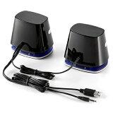 サンワサプライ 2.1chコンパクトスピーカー USB電源タイプ