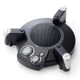 WEB会議マイクスピーカーフォン(半径3m集音・ノイズキャンセル機能搭載)