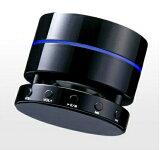 Bluetoothスピーカー(ワイヤレススピーカー/ブラック)