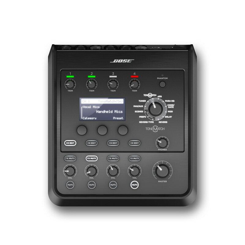 Bose T4s Tonematch Mixer 小型4ch デジタル・ミキサー
