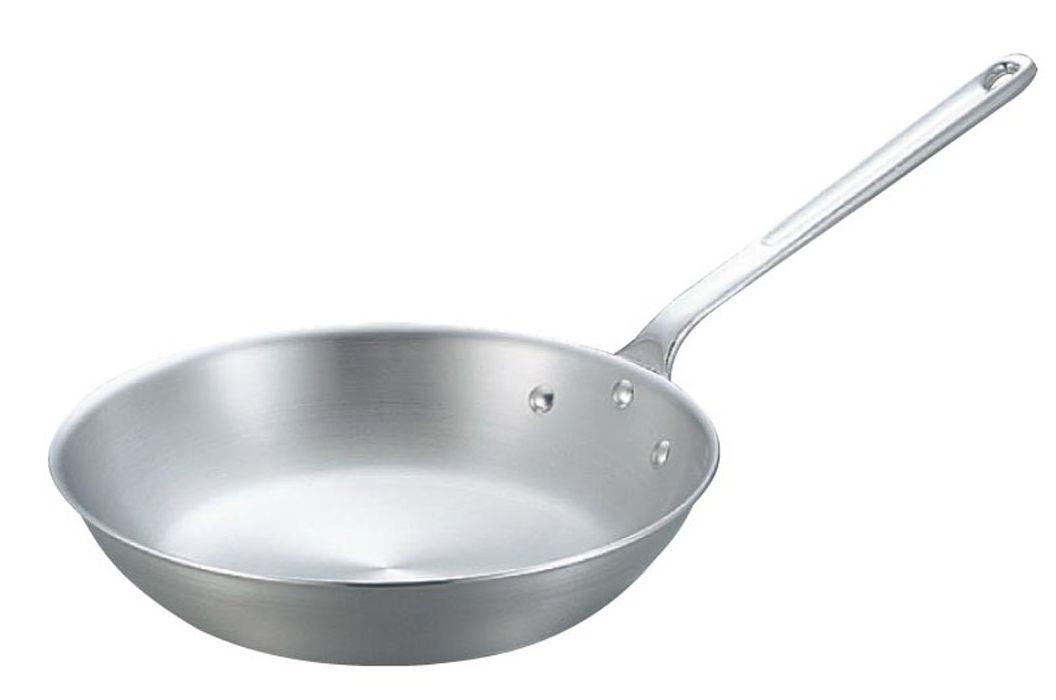 アカオアルミ アルミDONフライパン 27cm AHL24027の写真