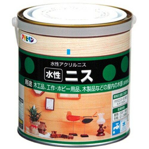アサヒペン 水性ニス 透明(クリヤ)(0.7L)