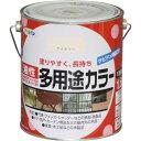 アサヒペン 油性多用途カラー アイボリー 1.6L