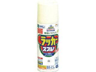 アサヒペン アスペン ラッカースプレー 420ml 白