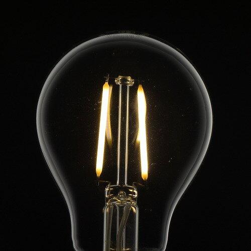 オーム電機LDA2L C6LED電球 フィラメント E26 20W相当 品番06-3461LDA2LC6の写真