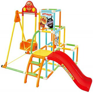 室内が遊び場になるおもちゃ~ジャングルジム~