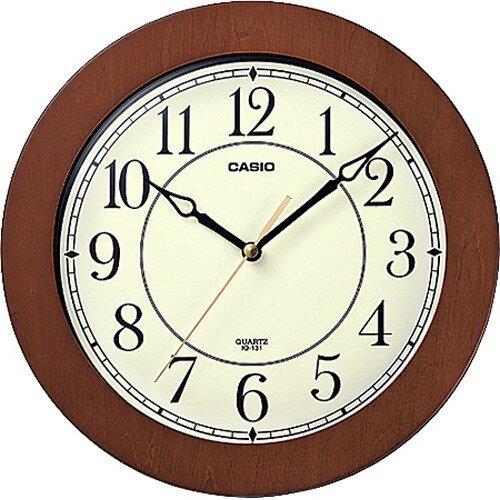 カシオ 掛時計 IQ-131-5JF(1コ入)の写真