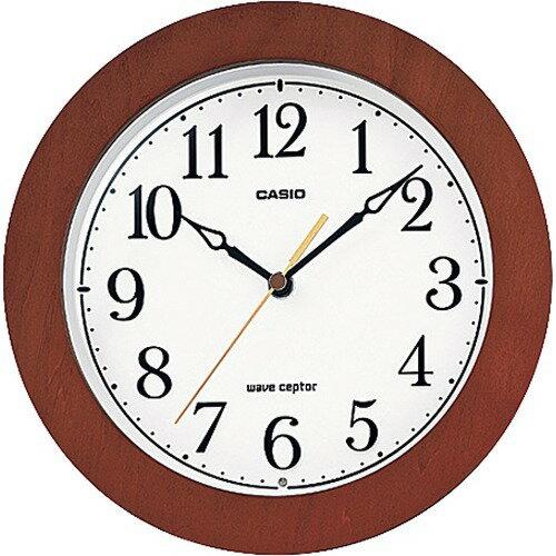 カシオ 掛時計 IQ-1107J-5JF(1コ入)の写真