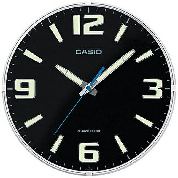 CASIO 掛け時計 IQ-1009J-1JFの写真