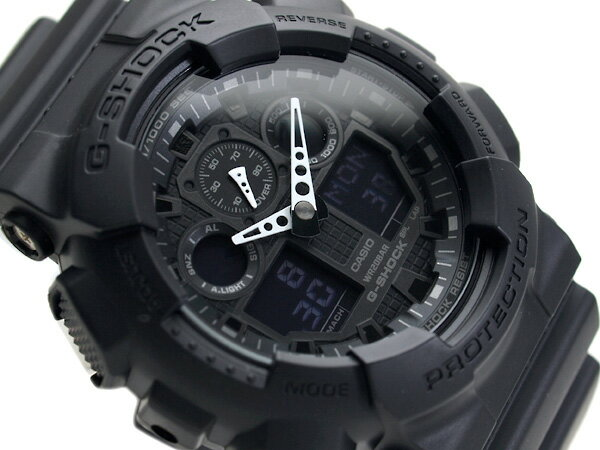 Ga-100-1a1dr Casio Wristwatch