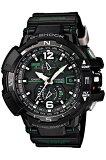 カシオ 腕時計 G-SHOCK スカイコックピット ブラック GW-A1100-1A3JF