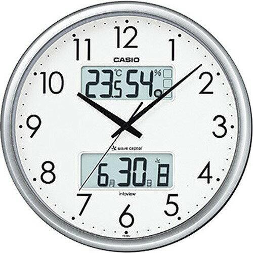 カシオ 掛時計 ITM-650J-8JF(1コ入)の写真
