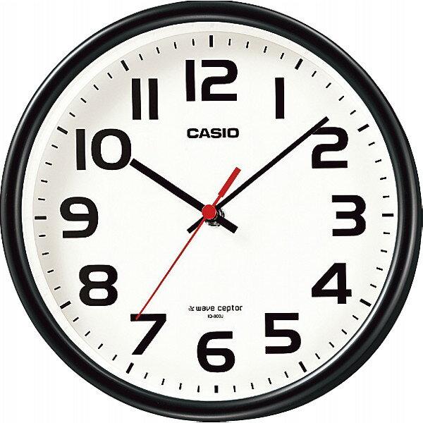 カシオ 掛時計 IQ-800J-1JF(1コ入)