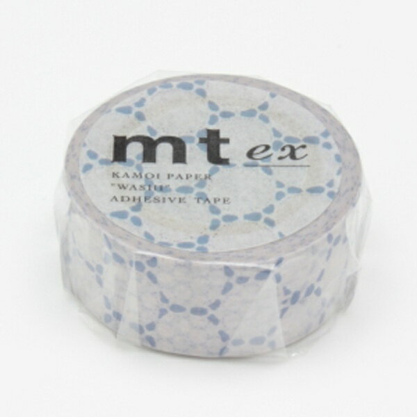 (単色1巻・20mm幅×10m)マスキングテープ(mt)(レース・コットン)MTEX1
