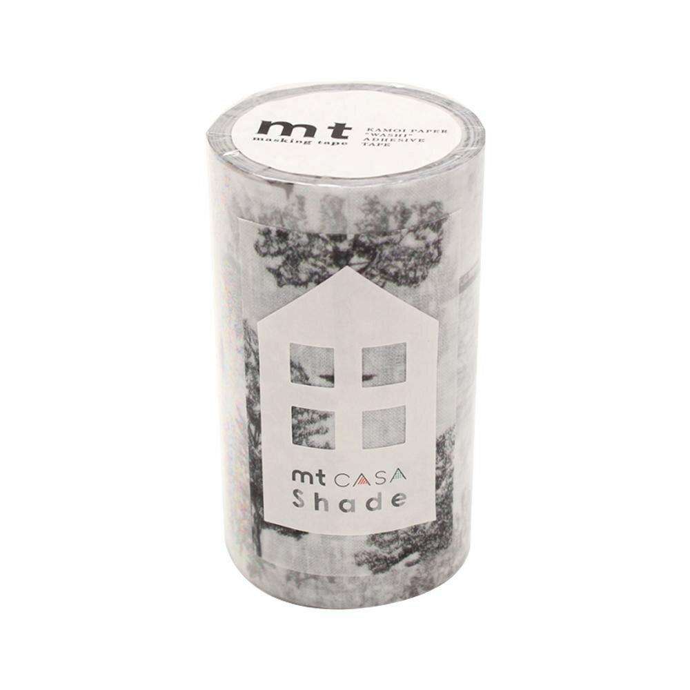 カモ井加工紙 マスキングテープ mt CASA Shade 90mm×10m ツリー メーカー品番 MTCS9008