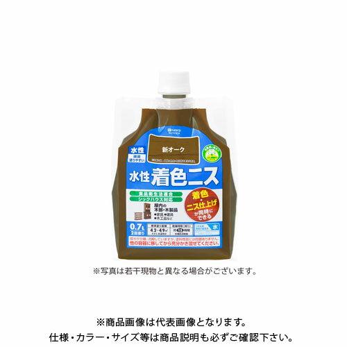 カンペハピオ 00697653631007 水性着色ニス 新オーク 0.7L