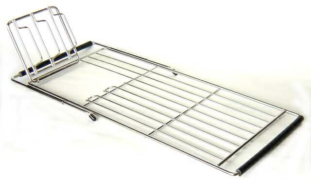 鍋蓋ホルダー付きスライドシンクトレー