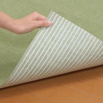 おくだけ吸着 キッチンマット 巾90×長さ180cm BE ベージュ ・KH-83 1036087