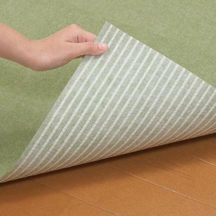 おくだけ吸着 キッチンマット 巾90×長さ270cm BE ベージュ ・KH-89 1036093
