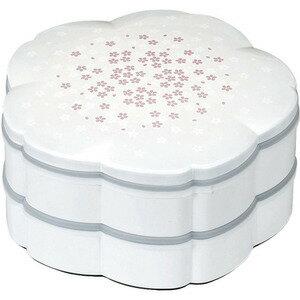 桜型オードブル 初桜 白 7.5寸