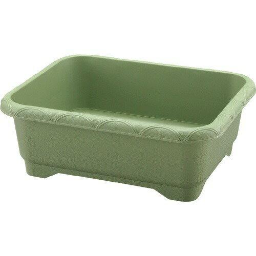 緑のやさいプランター 40型 グリーン(1コ入)