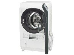 SHARP ドラム式洗濯乾燥機 ES-W112-SRの写真