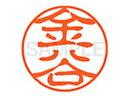 シヤチハタ XL-11 0740 カナヤ ブラック11 既製 0740 金谷 XL110740カナヤ画像
