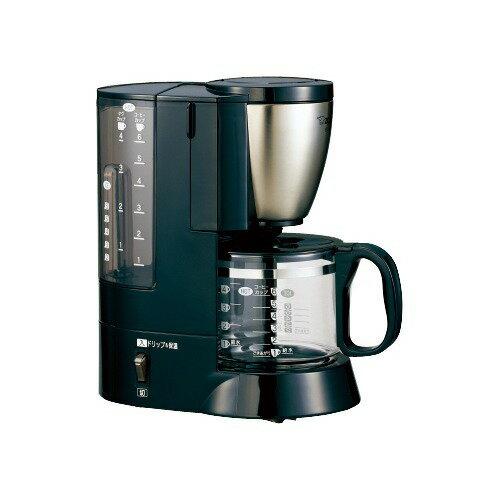 象印 コーヒーメーカー EC-AS60-XB ステンレスブラック(1セット)