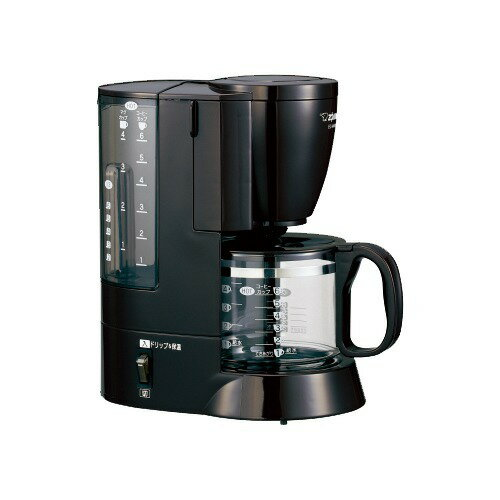 象印 コーヒーメーカー EC-AK60-TD ダークブラウン(1セット)