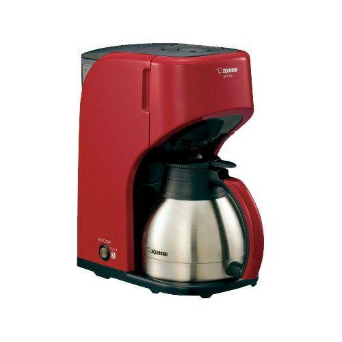 象印 コーヒーメーカー EC-KT50-RA レッド(1セット)