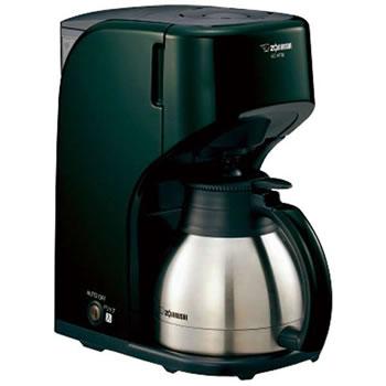 象印 コーヒーメーカー EC-KT50-GD ダークグリーン(1セット)