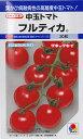 中玉トマト 種 ( フルティカ DF ) 種子 小袋