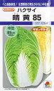 晴黄65 野菜種(0.9ml) タキイ種苗