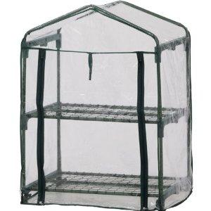 ビニール温室 2段 grh-n01t  タカショー の写真