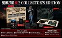 PS4 BIOHAZARD RE:2 Z Version COLLECTOR'S EDITION カプコン画像