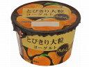 北海道乳業 とびきり大粒ヨーグルト みかん 120gX4