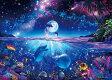 ジグソーパズル パズルの超達人EX ラッセン・光るパズル 星に願いを 2000SSピース 54-702 エポック