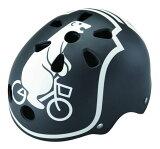 ブリヂストン子供用ヘルメット bikke KIDS HELMET(MOB柄/46-52cm)CHBK4652