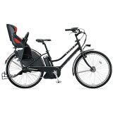 ブリヂストン26型 電動アシスト自転車 HYDEE.II T.X クロツヤケシ HY685C