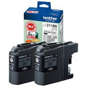 brother LC211BK-2PK