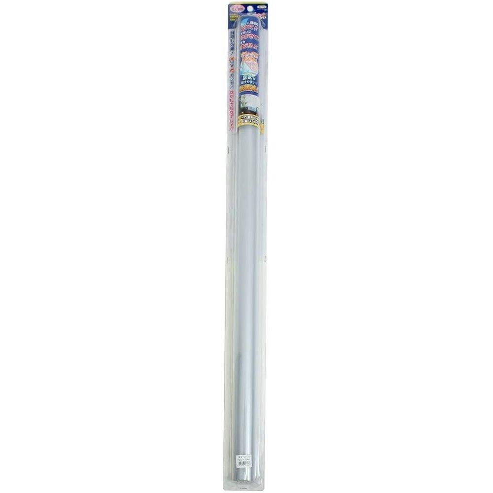 明和グラビア GDS-925018 空気が抜けやすい窓飾りシート スリガラスタイプ 92cm丈×180cm巻 クリアー 5290bdの写真