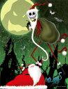 ジグソー パズルプチ2 ディズニー クリスマスの悪夢 500ピース ミニパズル(41-49)(やのまん)画像