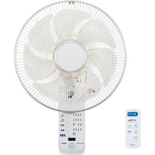 人感センサー壁掛け扇風機 YTW-M373YFR(W)(1台)