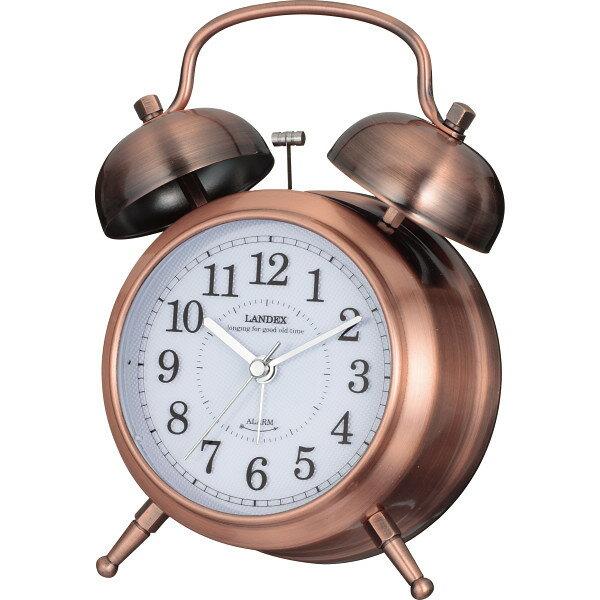 置時計 ツインベルアラーム YT5230CO