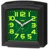 LANDEX ランデックス 目覚まし時計 レガートST アナログ表示 ブラック YT5239BK