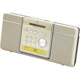 コイズミ ステレオCDシステム SDB-1600/N ゴールド