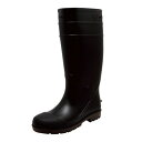 丸五 ブーツ 土木・農林・食品関連 安全プロハークスU875 ブラック M