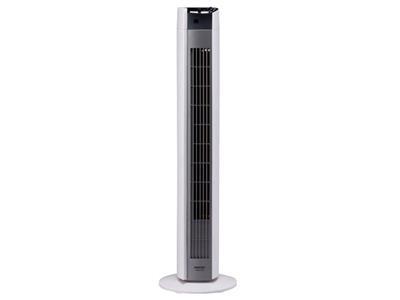 YAMAZEN タワー型 扇風機 YSR-N786(WH)